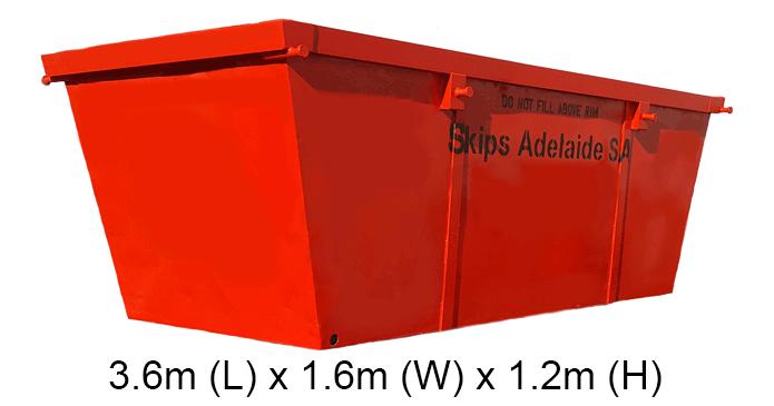 6m skip bins