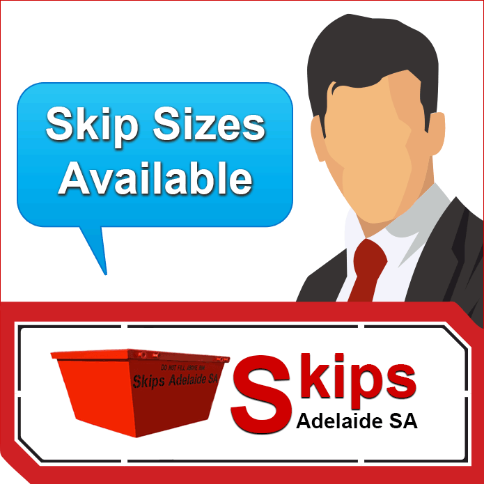 Skip Sizes Available