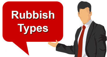 Rubbish Types